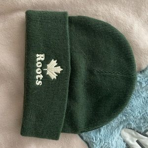 Green hat from Roots (Kids)
